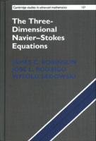 Three-Dimensional Navier-Stokes Equations. Classical Theory